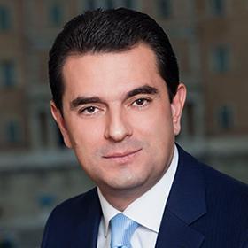 Κώστας Σκρέκας - Υπουργός ΥΠΕΝ